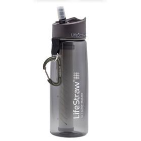 LifeStraw Go 2-stage Bottle Grey